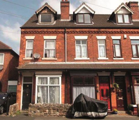 48 Hampton Road, Erdington, Birmingham, B237JJ