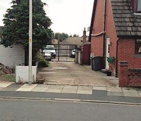 Land to the rear of 43 Burnside Avenue, Blackpool, Lancashire, FY44AF