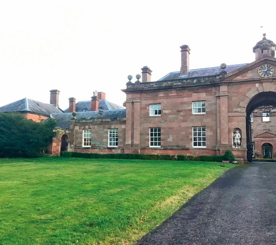 Unit 8 Patshull Hall, Burnhill Green, Wolverhampton, WV67HY