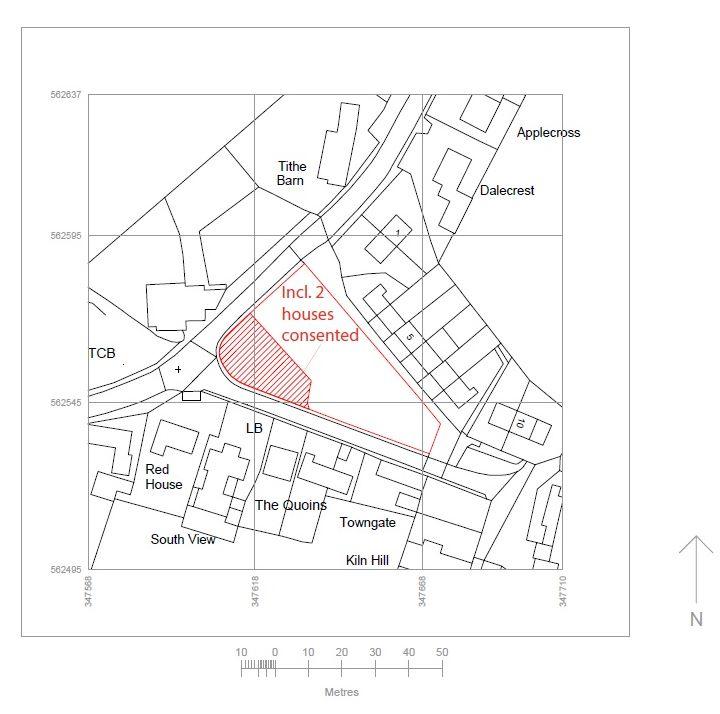 Land at Wattys Field, Laversdale, Carlisle, Cumbria, CA64PJ
