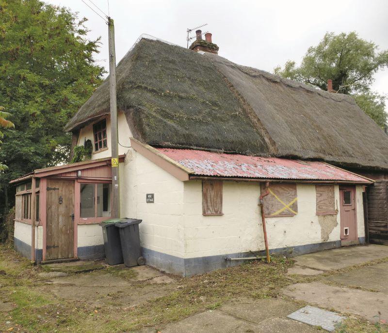 Rose Cottage, Water Lane, Rickinghall, Diss, Norfolk, IP221EL