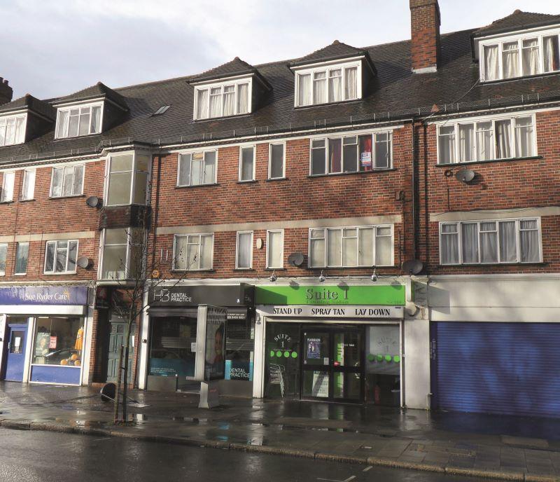 Flat 17 Sundridge House, Burnt Ash Lane, Bromley, Kent, BR1 5AE