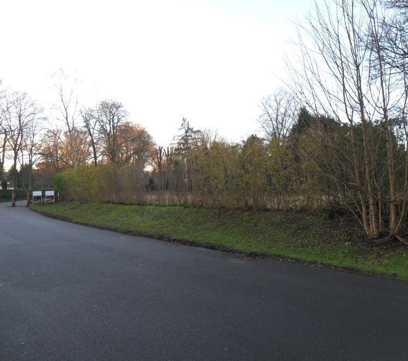 Land adjacent to Rose Cottage, Woodcote Lane, Purley, Surrey, CR83HB