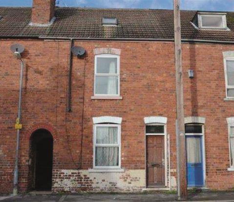 55 Tower Street, Gainsborough, Lincolnshire, DN212JF
