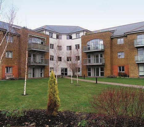 Flat 9 The Atrium, Woolsack Way, Godalming, Surrey, GU7 1EN