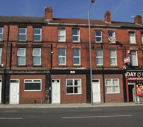 Flats 1-5, 179 & Flat 1, 181 Smithdown Road, Liverpool, L152HD