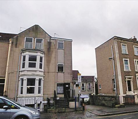 Second Floor Flat, 245 Stapleton Road, Bristol, BS5 0PG