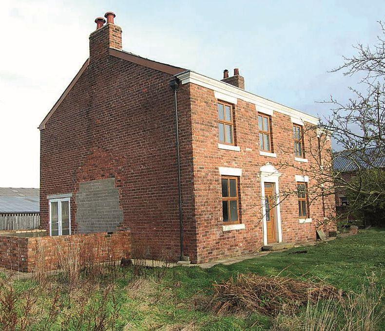 Momens Farm, New Lane, Eagland Hill, Preston, Lancashire, PR36BA