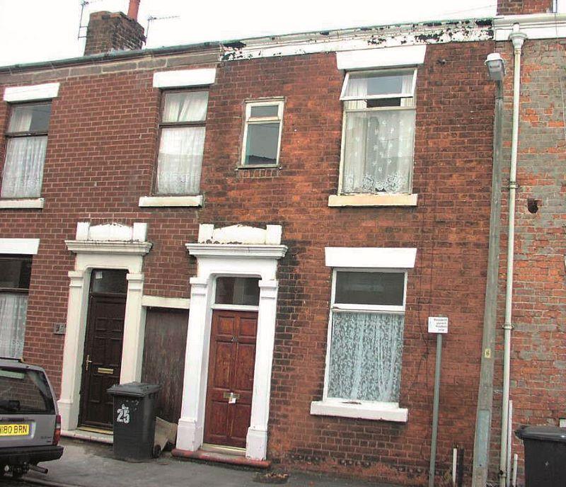 26 Holstein Street, Preston, Lancashire, PR11UN