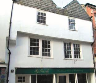 The Flat, 26 Church Street, Launceston, Cornwall, PL15 8AR