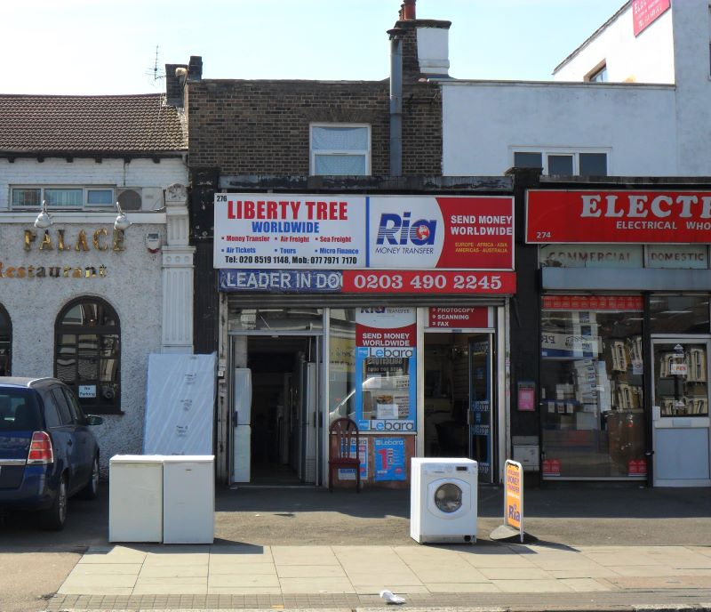 276 Romford Road, Forest Gate, London, E7 9HD