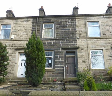 44 Whalley Road, Ramsbottom, Bury, Lancashire, BL0 0DE
