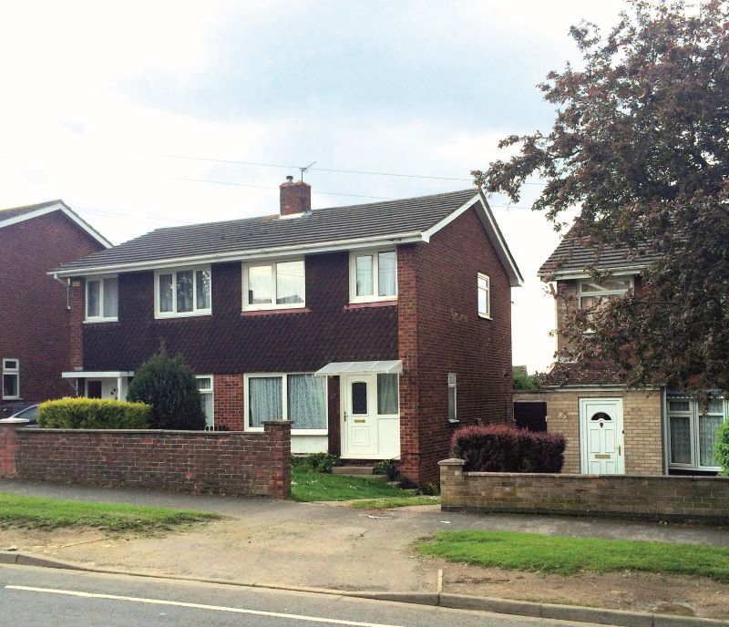 87 Goodliff Road, Grantham, Lincolnshire, NG317PG