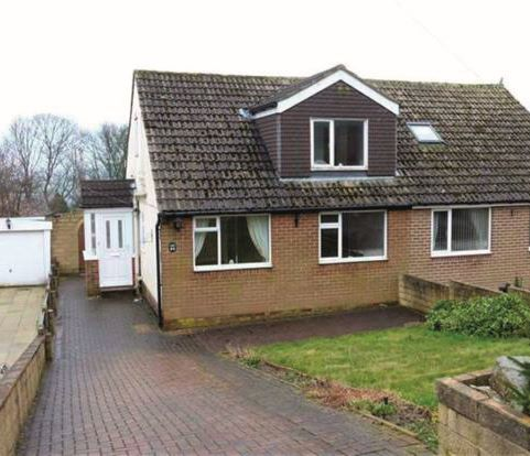 32 Hill View Gardens, Northowram, Halifax, West Yorkshire, HX3 7BT