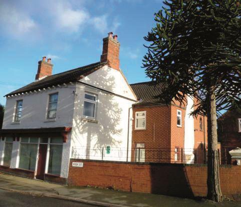 Linton House, High Street, Linton, Swadlincote, Derbyshire, DE126QL