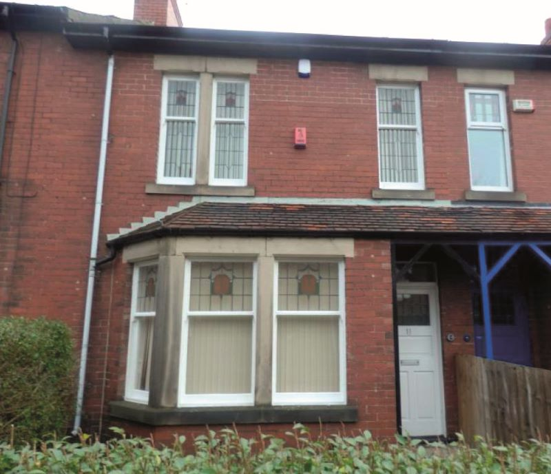 11 Bentinck Road, Newcastle upon Tyne, NE4 6UT