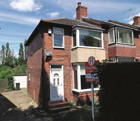 53 Willow Drive, Sheffield, South Yorkshire, S9 4AS