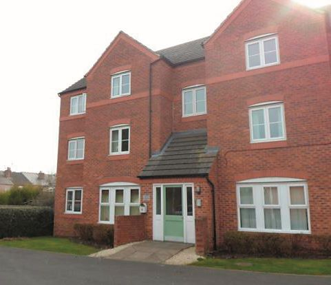 Flat 2, 17 Brick Kiln Way, Bedworth, Warwickshire, CV12 9DP