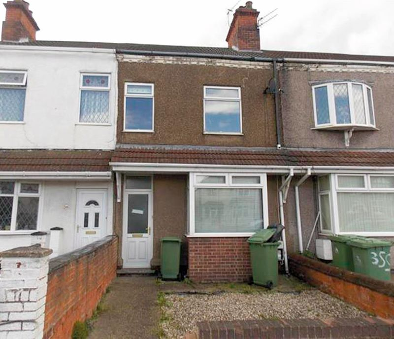 First Floor Flat, 353 Grimsby Road, Cleethorpes, DN35 7JR