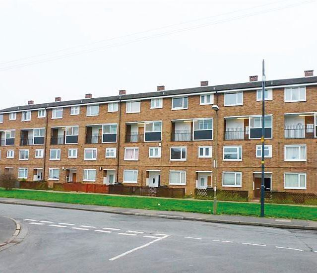 45 Brindley Court, Wilkins Drive, Allenton, Derby, Derbyshire, DE248YR