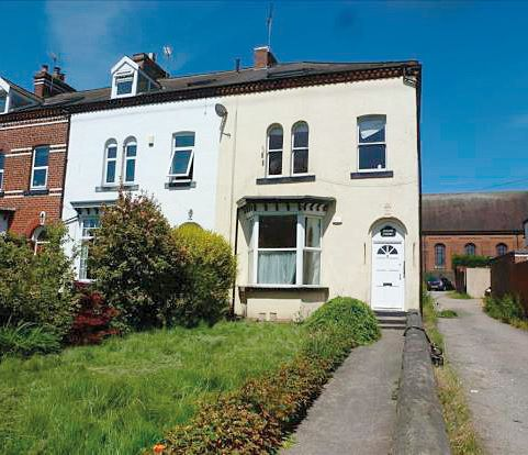 Flat 2, 2 The Avenue, Harrogate, North Yorkshire, HG1 4QD