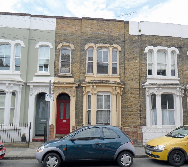84 Lyal Road, London, E3 5QQ