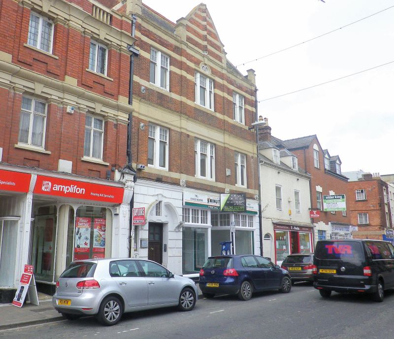 Flat 3 Suffolk House, 82 Eastgate Street, Gloucester, GL1 1QN