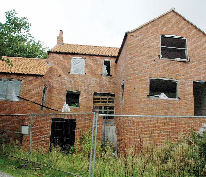 Land south of Boothby Cottage, Beck Lane, Welton-le-Marsh, Spilsby, PE23 5SZ