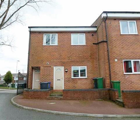 Flat 1 Alban Court, St. Albans Avenue, Ashton-under-Lyne, Lancashire, OL6 8DL