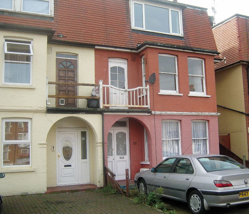 Flat 2, 23 Penfold Road, Clacton-on-Sea, Essex, CO15 1JN