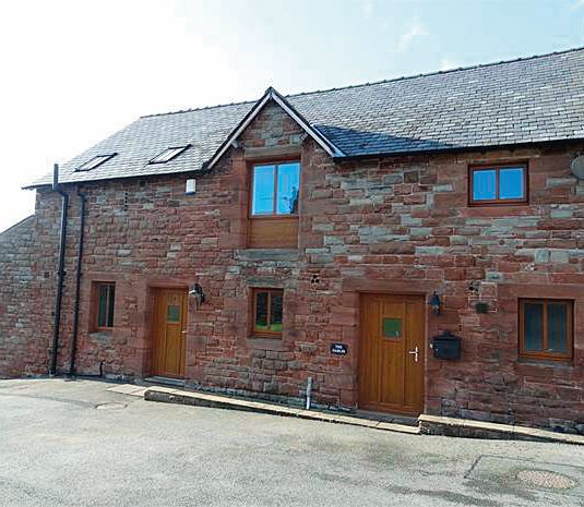 The Gables, Low Allenwood Farm, Heads Nook, Brampton, Cumbria, CA8 9BA