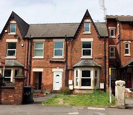 134 Uttoxeter New Road, Derby, Derbyshire, DE223JB