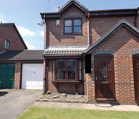 12 Church Green, Skelmersdale, Lancashire, WN88RE