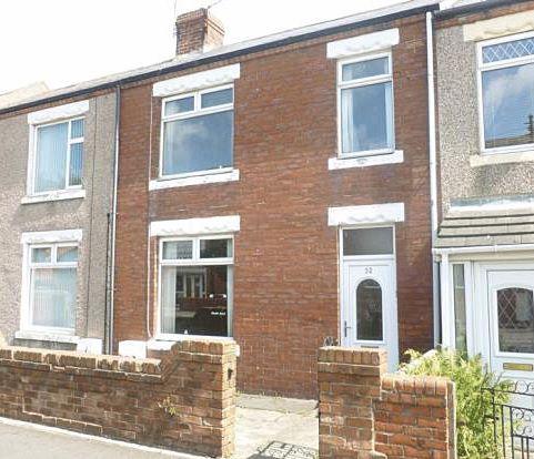 32 Gordon Terrace, Choppington, Northumberland, NE625UE