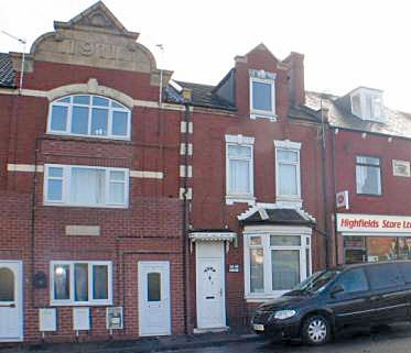 Flat 2 The Old Co-Op Building, Market Street, Highfields, Doncaster, DN67JE
