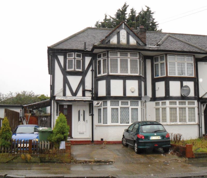 57A Heather Park Drive, Wembley, Middlesex, HA0 1SW