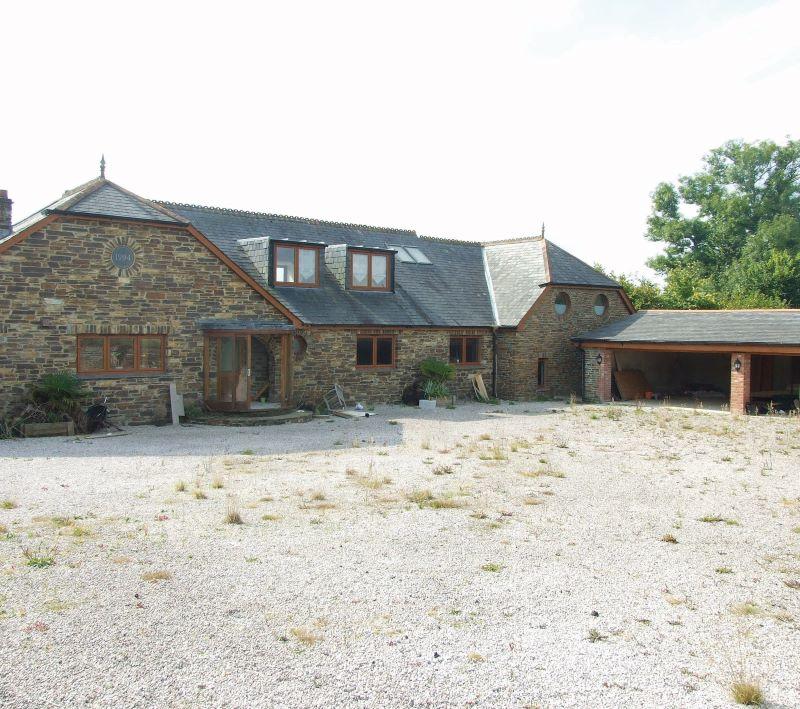 Higher Lowton Farm, Bondleigh, North Tawton, Devon, EX202AL