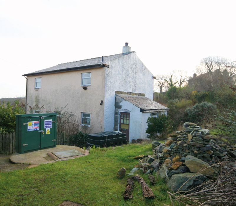 The Old Water Mill, Pentrefelin, Amlwch, LL68 9PD