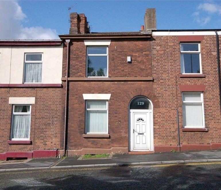 129 North Road, St. Helens, Merseyside, WA102TY