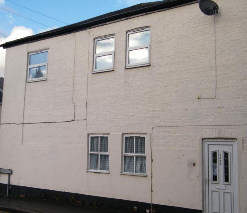 First Floor Flat, 128B Saxton Street, Gillingham, Kent, ME75EQ