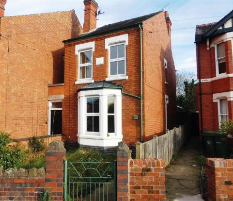 38 Laugherne Road, Worcester, Worcestershire, WR2 5LS