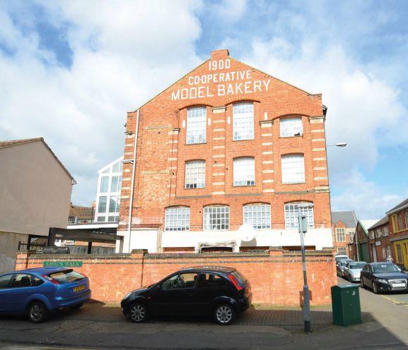 Apartment 1 Kings Walk, Crown Street, Kettering, Northamptonshire, NN168JF