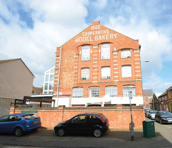 Apartment 2 Kings Walk, Crown Street, Kettering, Northamptonshire, NN168JF