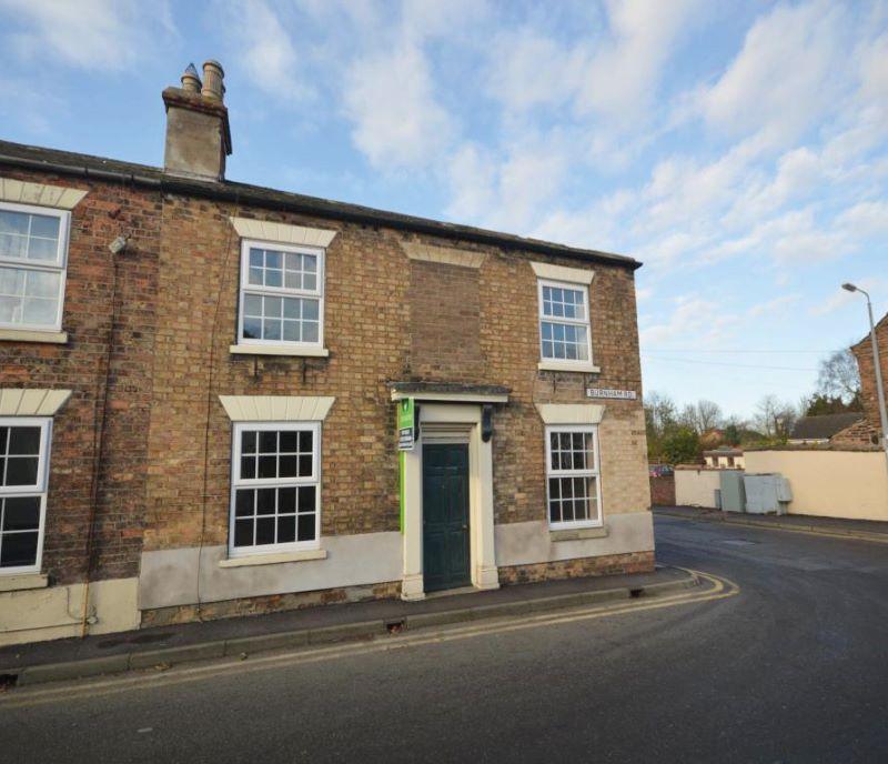 White Lilac Cottage, 2 Burnham Road, Epworth, Doncaster, DN91BU