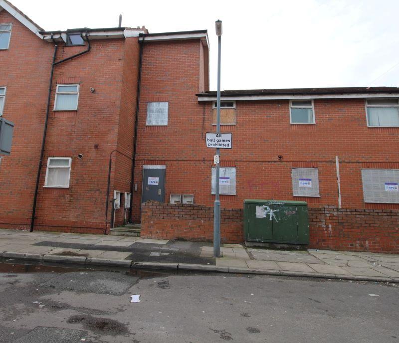 Apartment 4, 1A Vicar Road, Liverpool, L60BW
