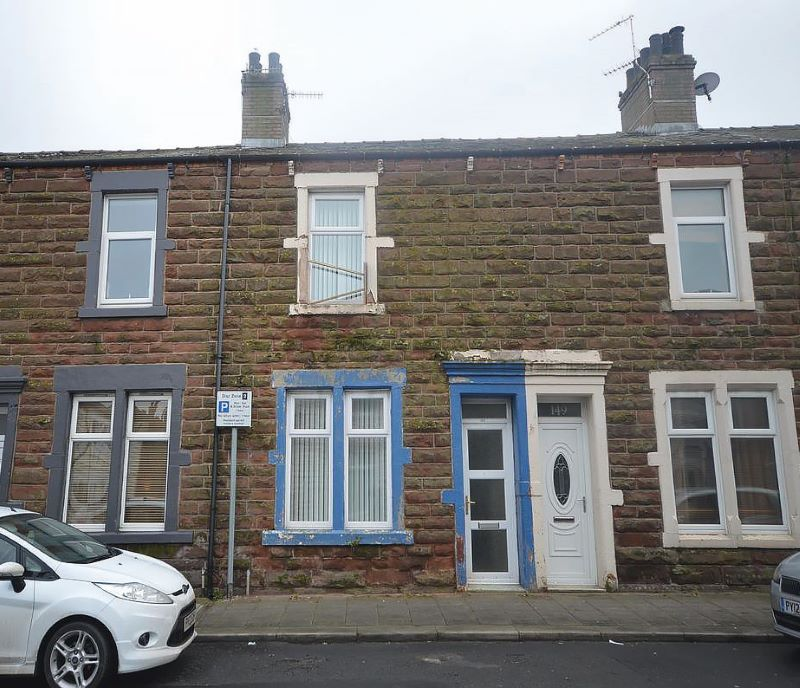 147 John Street, Workington, Cumbria, CA14 3DD