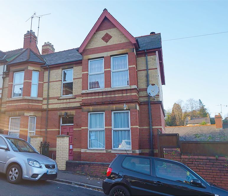 12 Llanthewy Road, Newport, Gwent, NP20 4JR