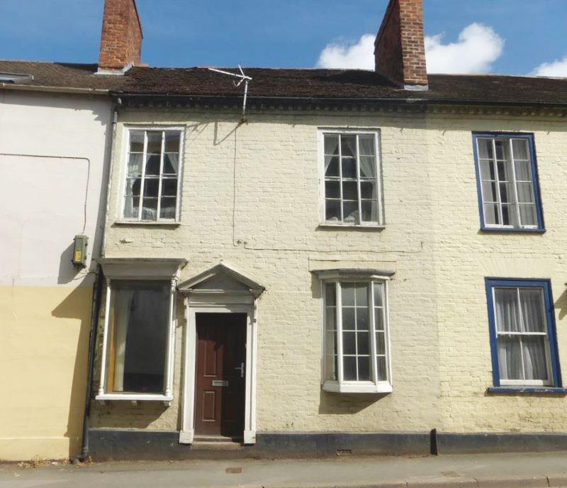 Flat 1, 2 Worcester Road, Ledbury, Herefordshire, HR81PL
