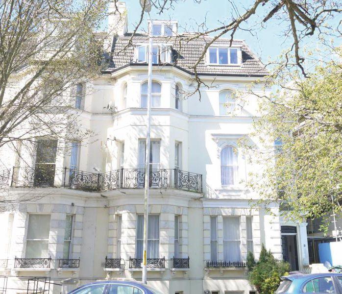 Flat 11, 3 Trinity Crescent, Folkestone, Kent, CT202ES