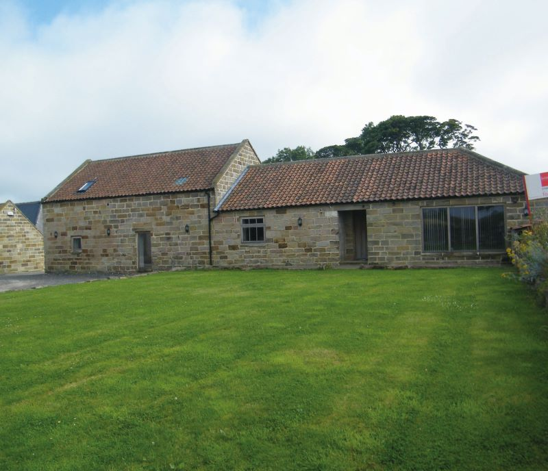 North Barn, Toft House Farm, Main Road, Aislaby, Whitby, North Yorkshire, YO21 1SW